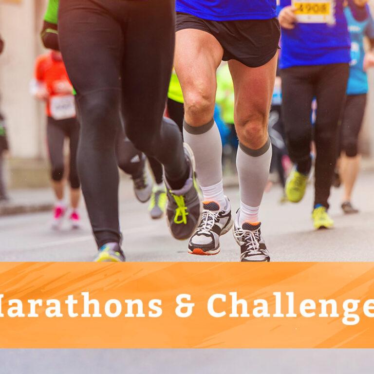 Marathons & Challenges