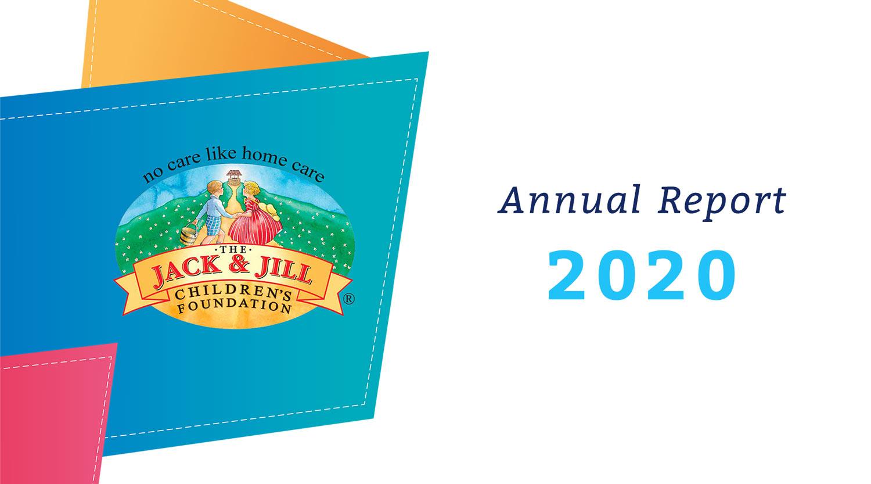 Jack & Jill Annual Report 2020