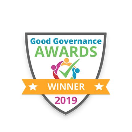 Good Governance Award Winners 2019