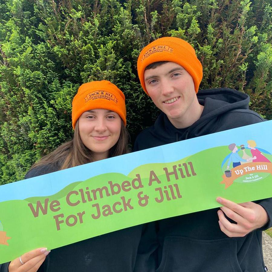 Jack & Jill beanie
